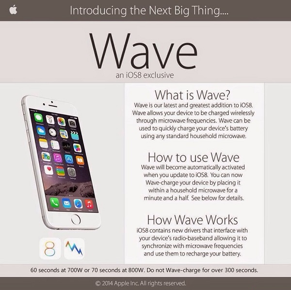 Wave, The Next Big Thing