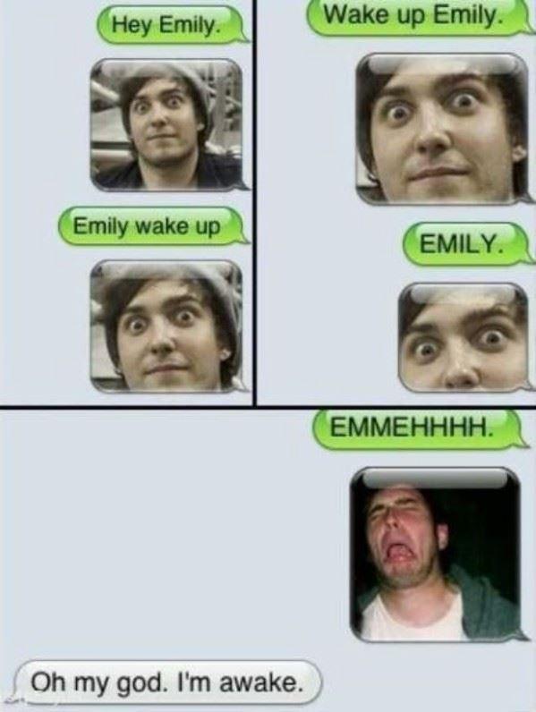 Hey Wake Up!