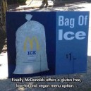 New healthy option at McDonalds