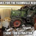 Serious about Farmville