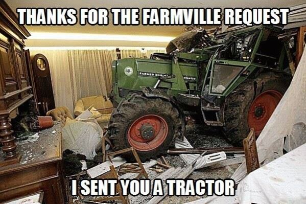 Serious about Farmville