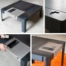 Cool disk table