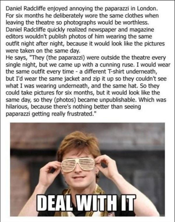 Epic Daniel Radcliffe