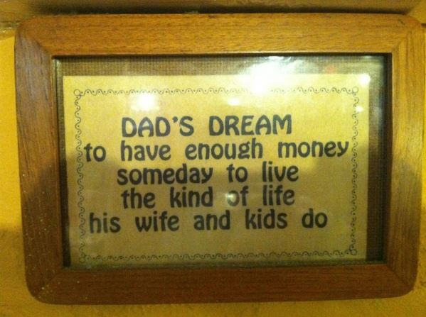 Every dads dream