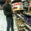 Family size Nutella