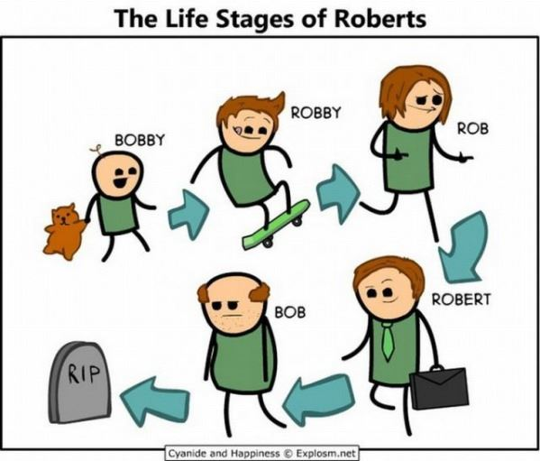 Roberts stages