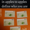 Apple's to Apple's