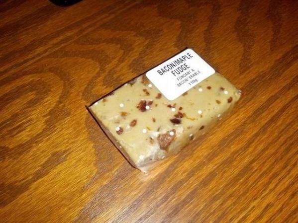 Bacon Fudge