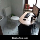 Best office ever!