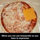 Cooking for yourself like a boss