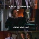Dr. House logic