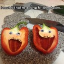 Happy peppers!