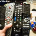 Home Made Universal Remote