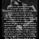 Thanks Dave Grohl
