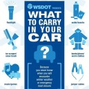 What to carry in your car