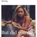 When people complain about my driving