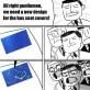 Bus seat designers be like