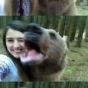 Casual selfie