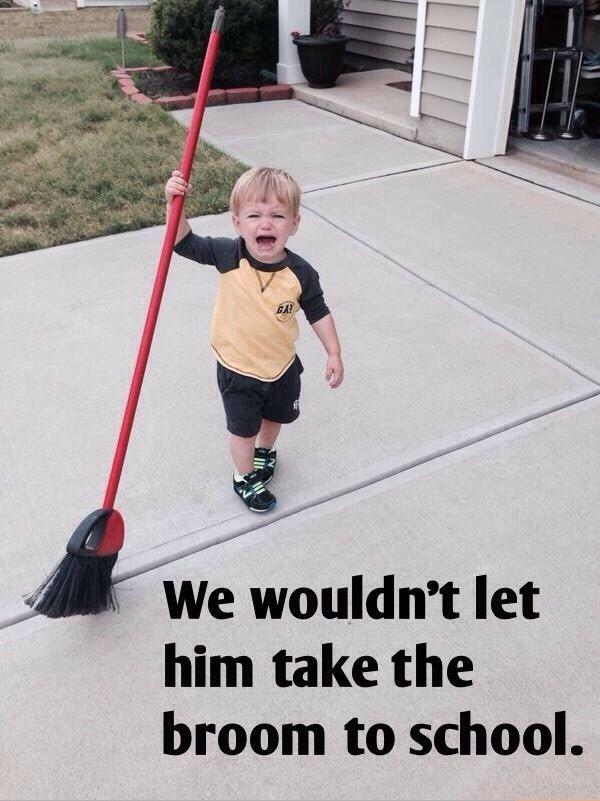 Future janitor