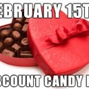 Happy discount candy day!