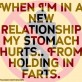 In every new relationship