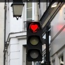 Paris stoplight