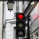 Paris stoplight