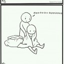 When we are sad
