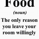 Food's definition