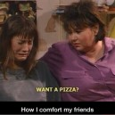 How to comfort your friends