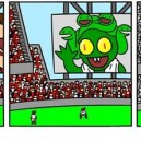 Why Medusa can't go to games