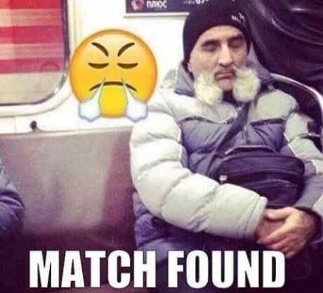 Match found!