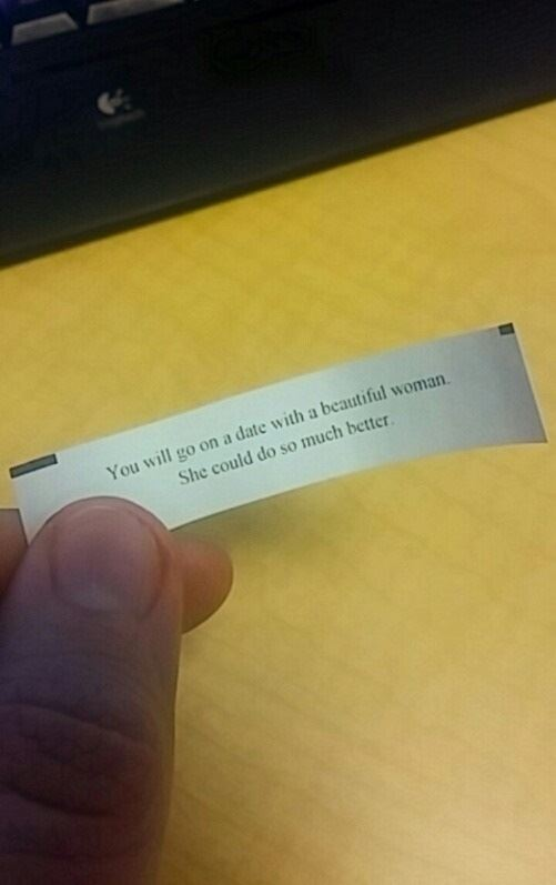 My type of fortune