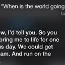 Siri wants ice cream