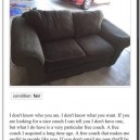 Taken couch