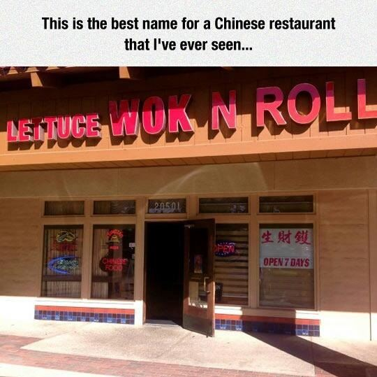 Epic name of Chinese restaurant