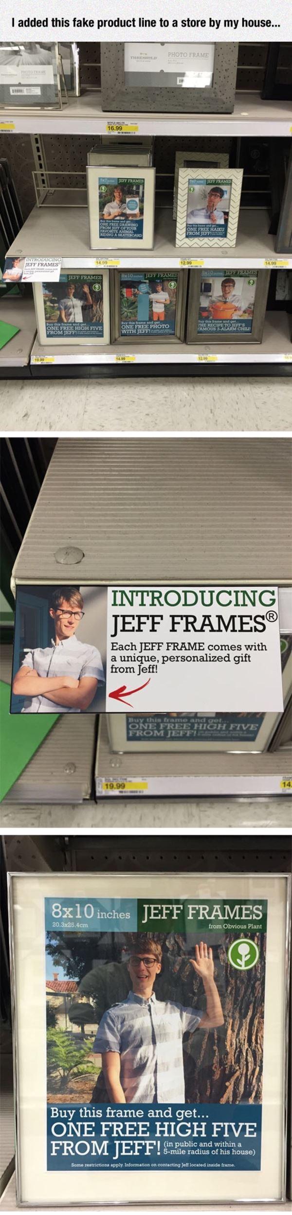 Jeff frames