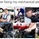 When you become a mechanic