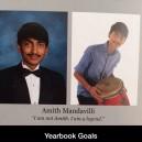 Yearbook goals