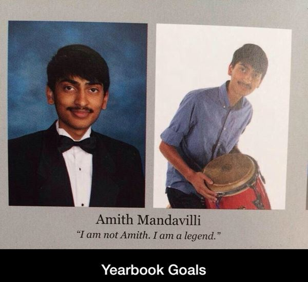Yearbook goals