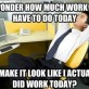 Biggest problem at the office everyday