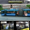 Epic bus ads