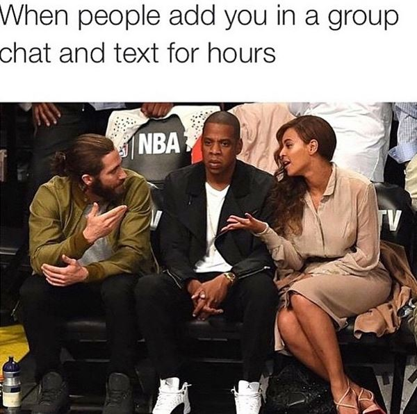 Group chat