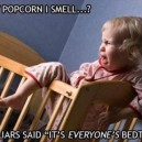 Is that popcorn I smell