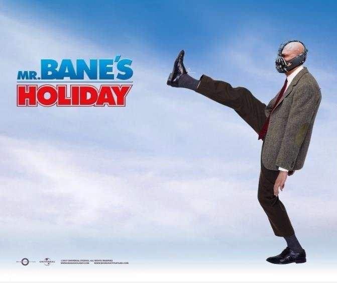 Mr Bane