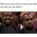 Party destroyed