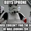 Stormtrooper problems