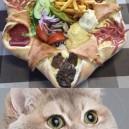 The Volcano Pizza