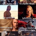 Thor's New Song