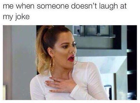 Unfunny Joke